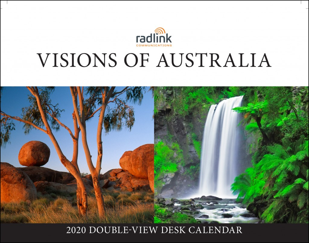 9347301008146_Visions of Australia 2020 Desk Easel_R1-1