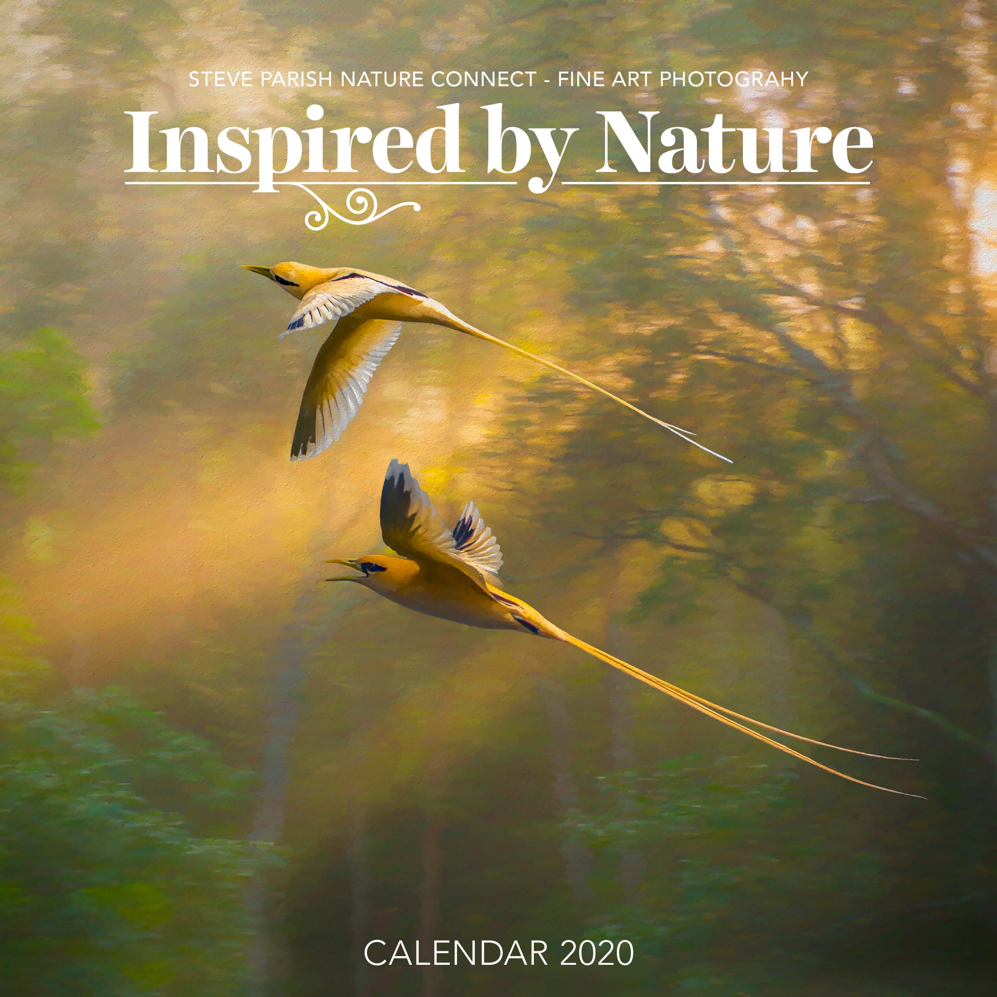 Inspired by Nature 2020 Square