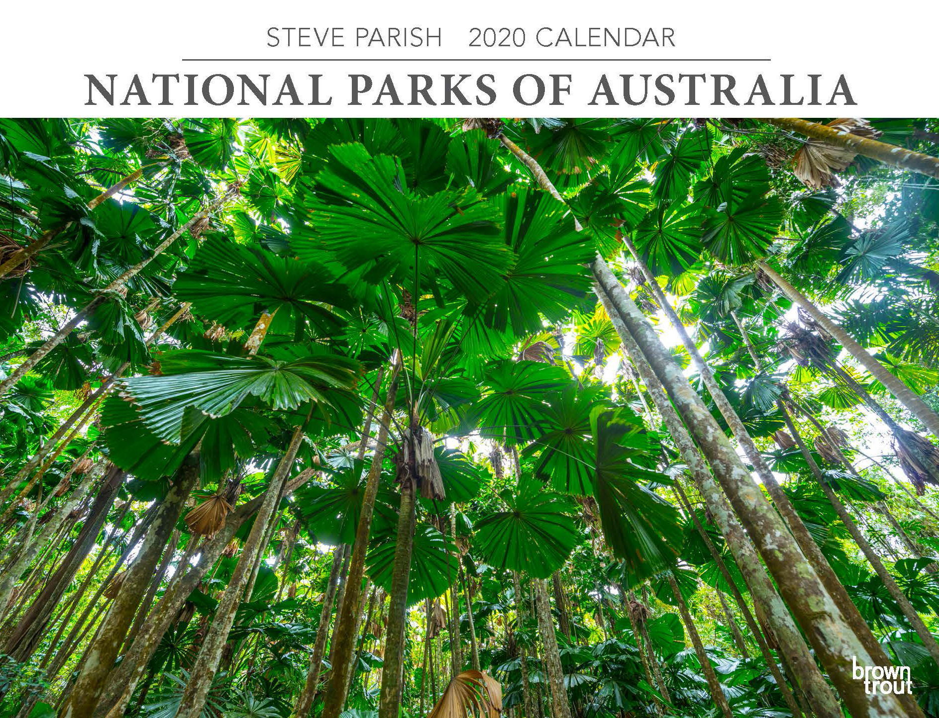 National Parks of Australia 2020 Horizontal