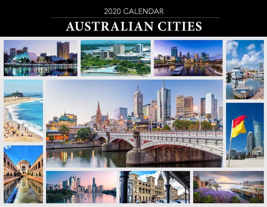 From the 2020 Australiana Cities Collection