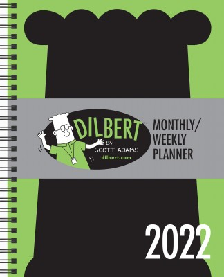 2022 Dilbert Weekly Planner Cover_revised.indd